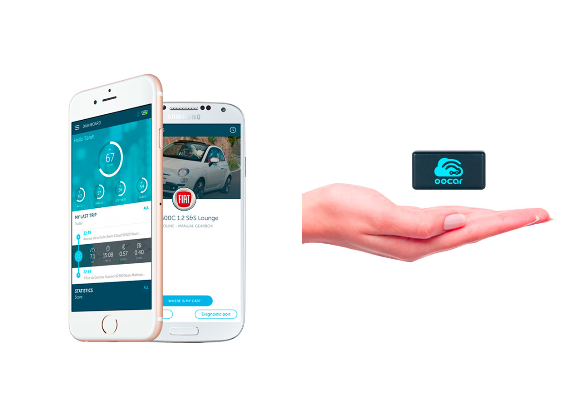 OOCar is the personal trainer for your car