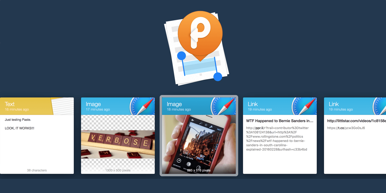 Paste is the Mac clipboard manager you never knew you needed