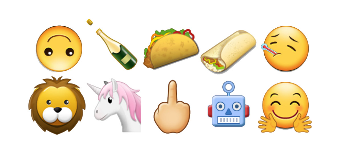 Samsung Phones Will Finally Get Taco Middle Finger Emoji But Not