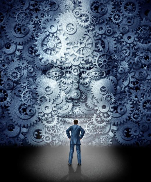 machine learning, gear head