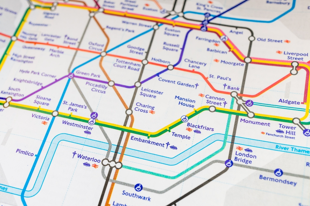 O2 customers on the London Underground will soon be tracked