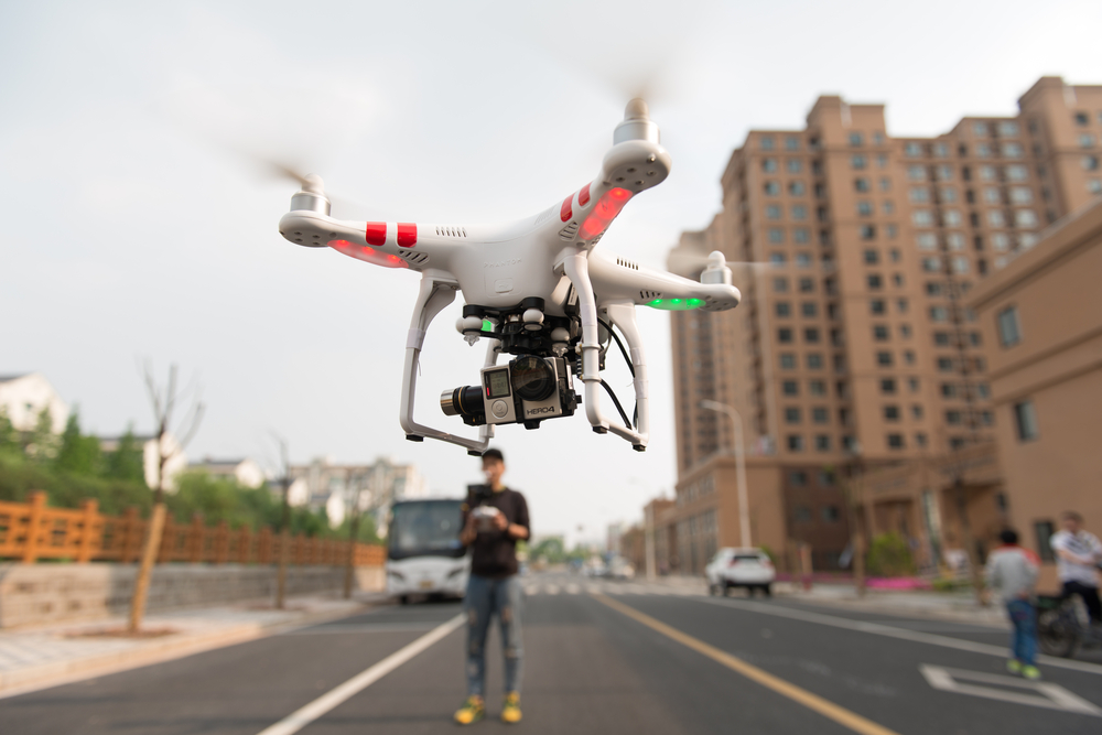 DJI launches repair service for clumsy drone owners