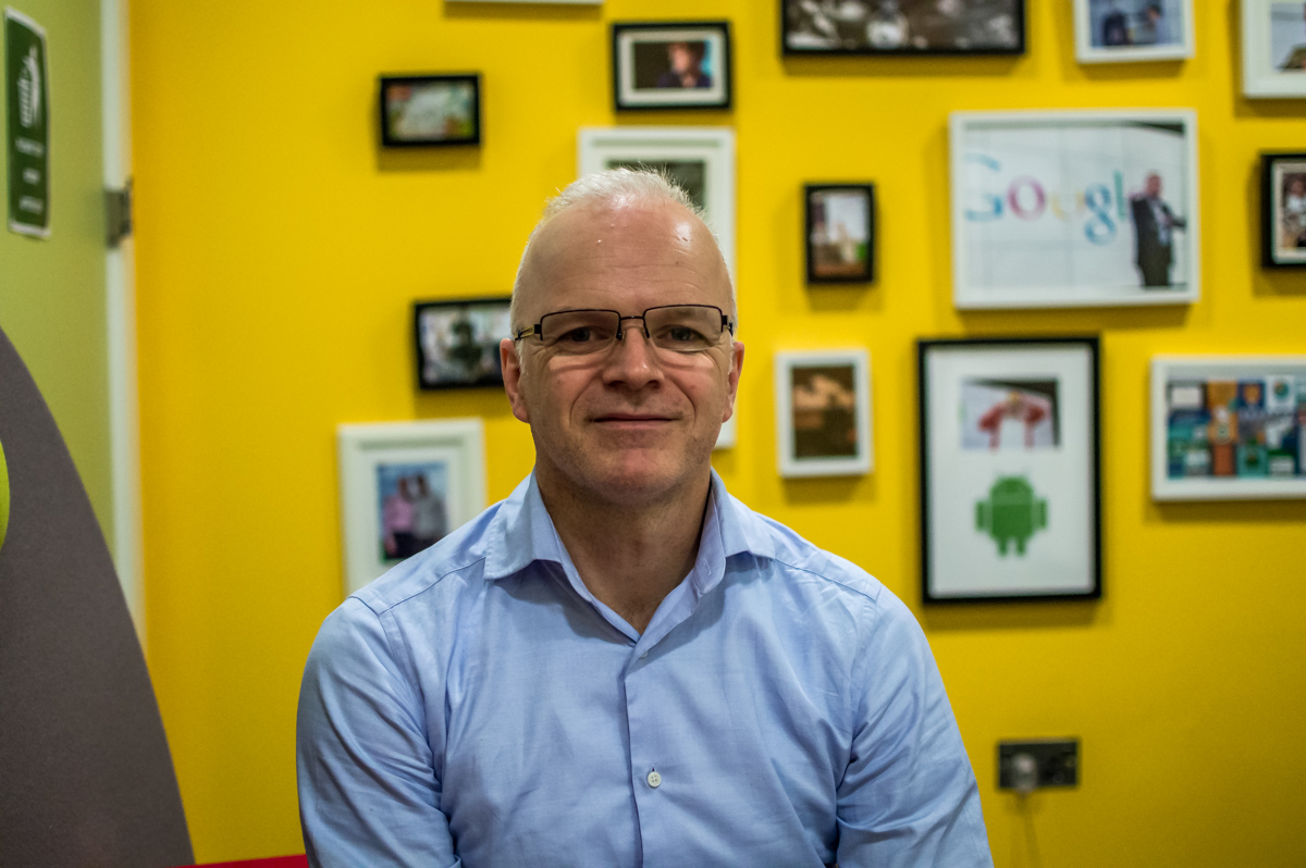 Paddy Flynn, Director, Trust and Safety at Google