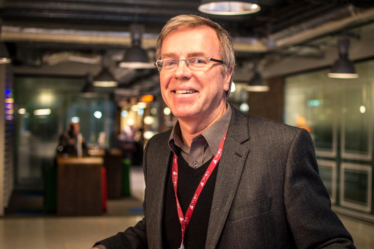 John O'Dea, Department manager High Potential Startups at Enterprise Ireland