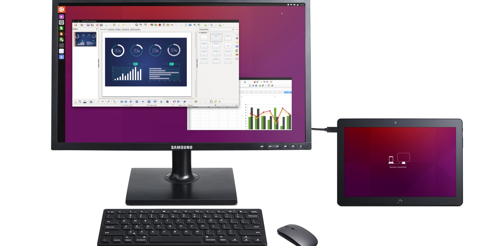 New Ubuntu tablet wants to replace your PC