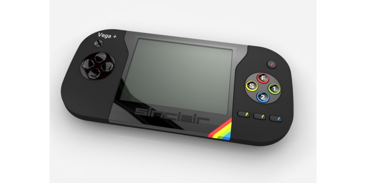 The ZX Spectrum is coming back as a handheld console