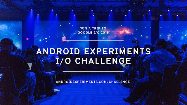 Google is challenging developers to amaze us all for a free trip to I/O