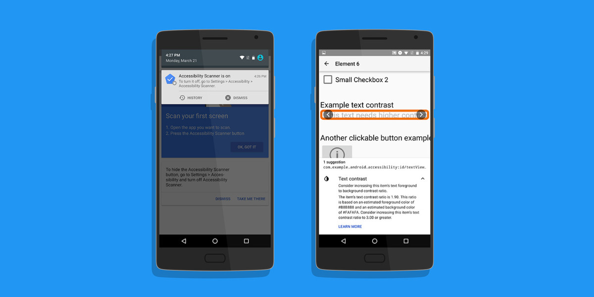 Google launches a tool to test your Android app for accessibility issues