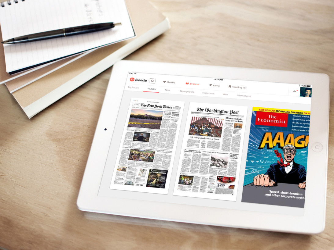 Blendle makes it dead easy for US readers to pay for the news