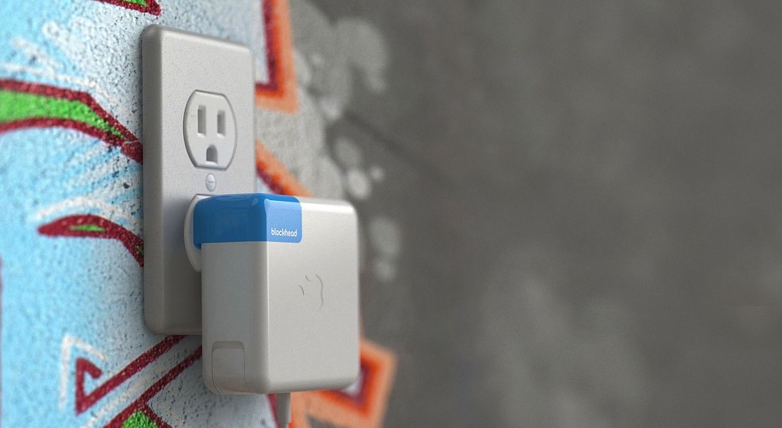 Blockhead is the no-brainer accessory your Apple charger always needed