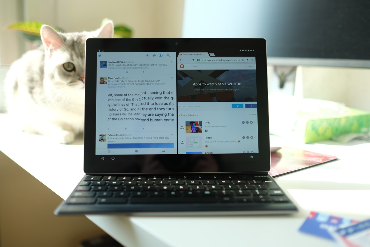 Google's latest update actually makes Android tablets worth using
