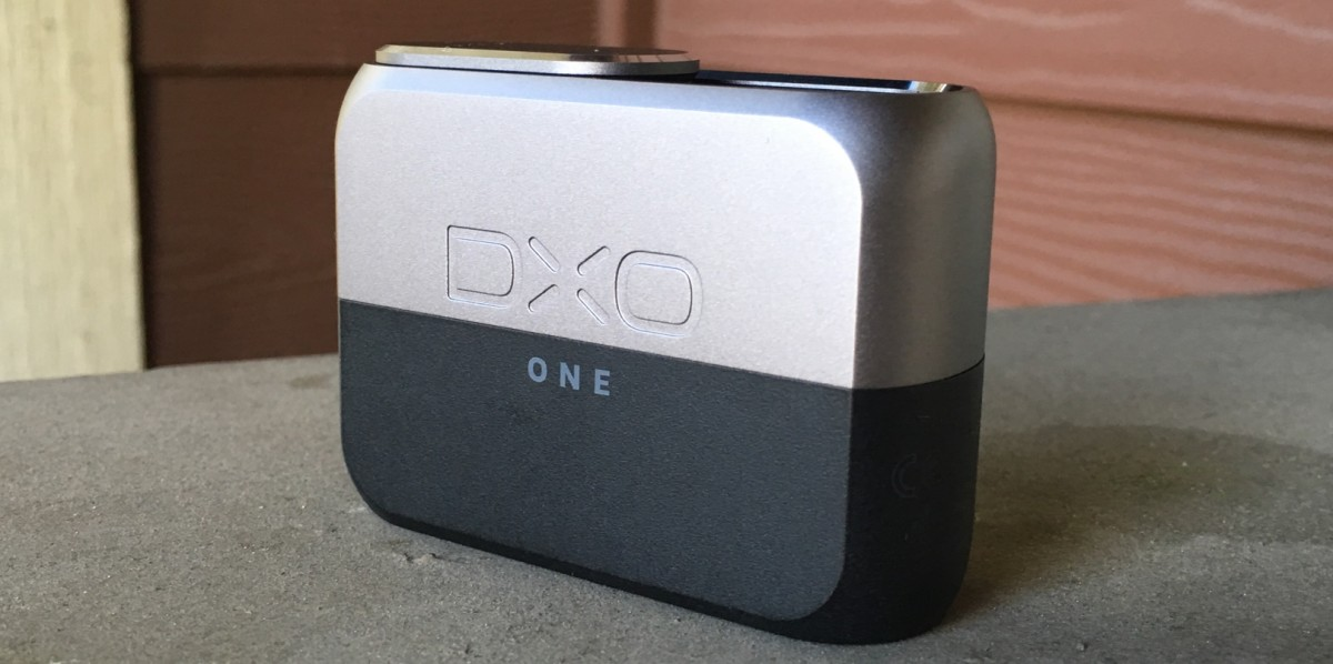 The DxO One can now operate without an iPhone, and is celebrating with a price drop