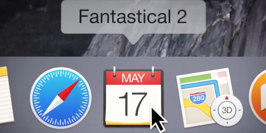 Fantastical Mac calendar app powers up with full Exchange support