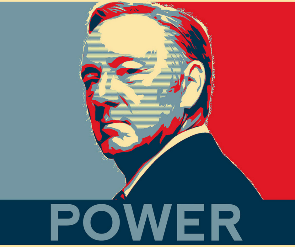 8 social media strategy lessons from Frank Underwood