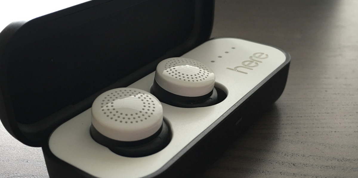 Review: Here Active listening earbuds are the noise cancelling 'hearables' my life needed ...