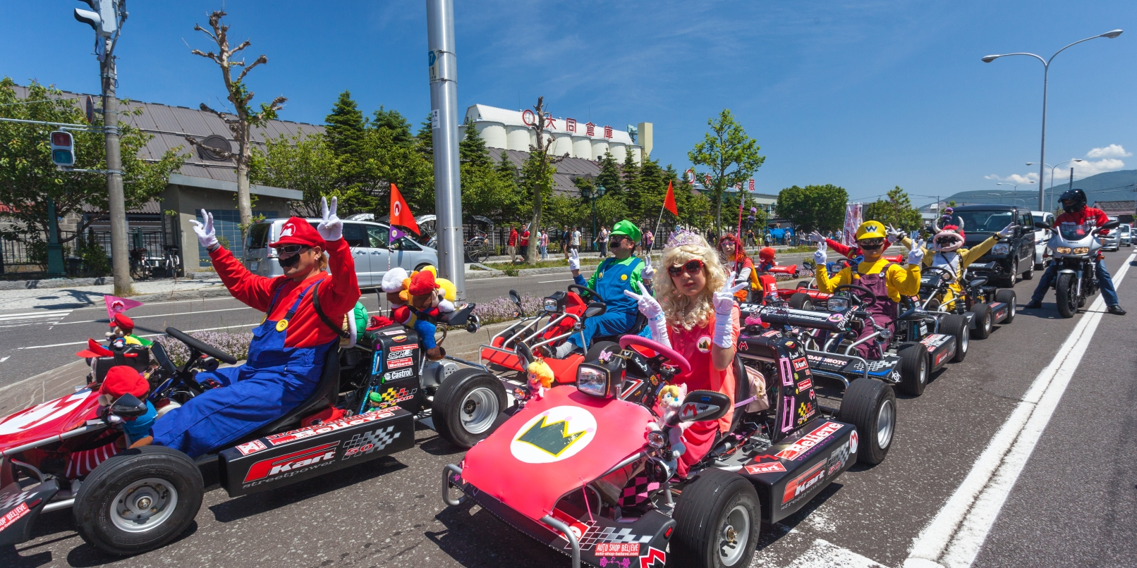 Japan's getting a $350 million Mario theme park attraction