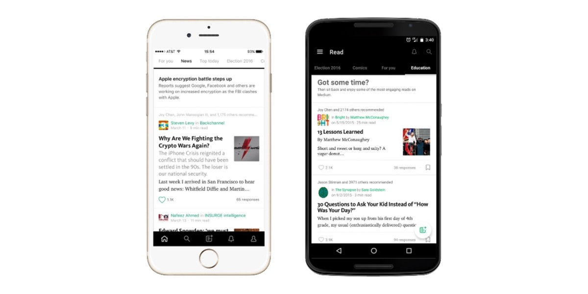 Medium is betting big on curation with its new 'Collections' feature