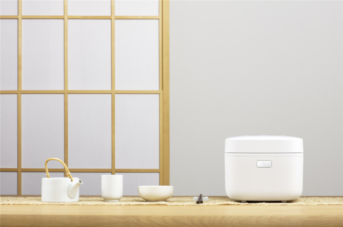 Xiaomi wants in on the Internet of Things… so it made a smartphone-controlled rice cooker