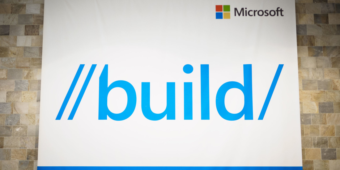 Microsoft Build 2016 liveblog