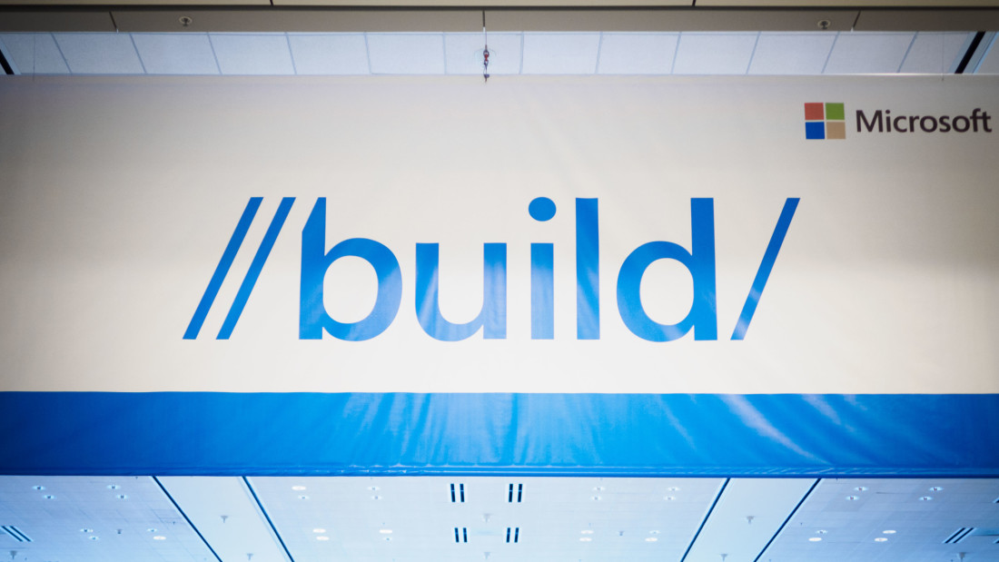 Microsoft Build 2016 liveblog – day 2