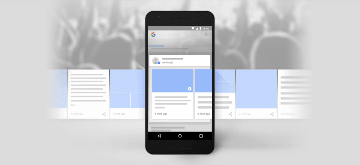 Google is experimenting with adding social features to search for celebrities and brands