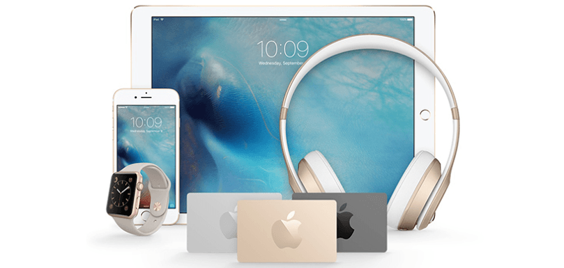 Win a $1,000 shopping spree at the Apple Store!