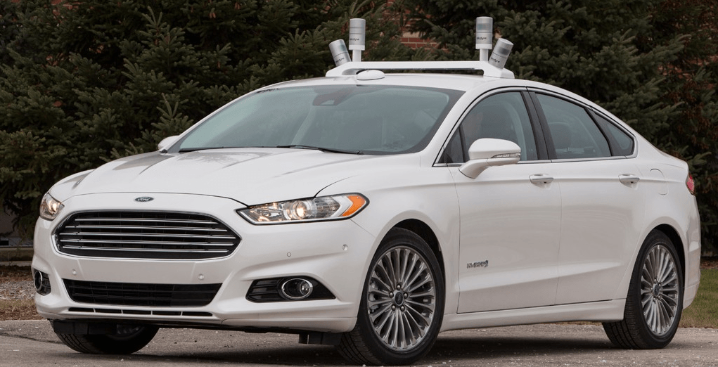 Ford's latest self-driving car patent sounds a little dangerous