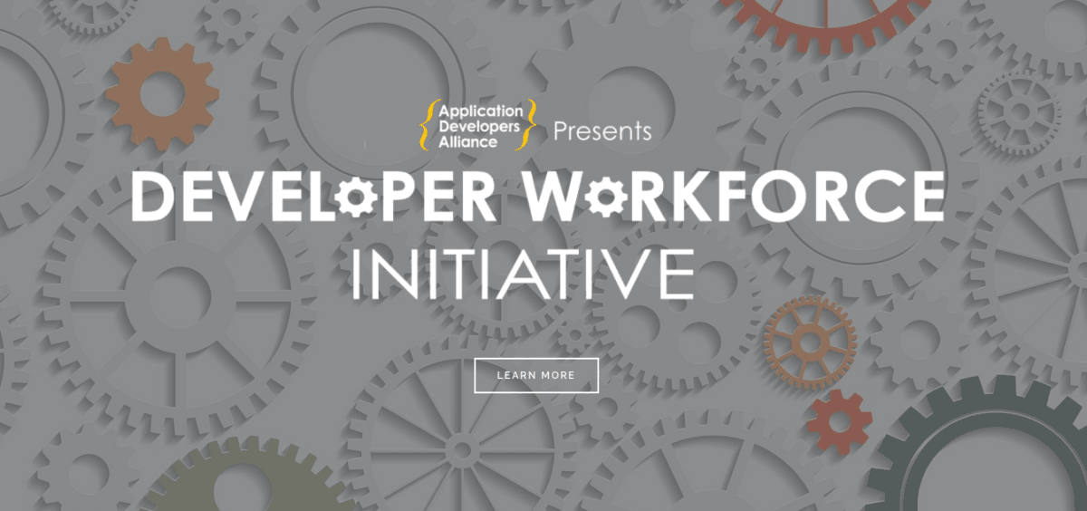 The new Developer Workforce Initiative gives software engineers purpose beyond code