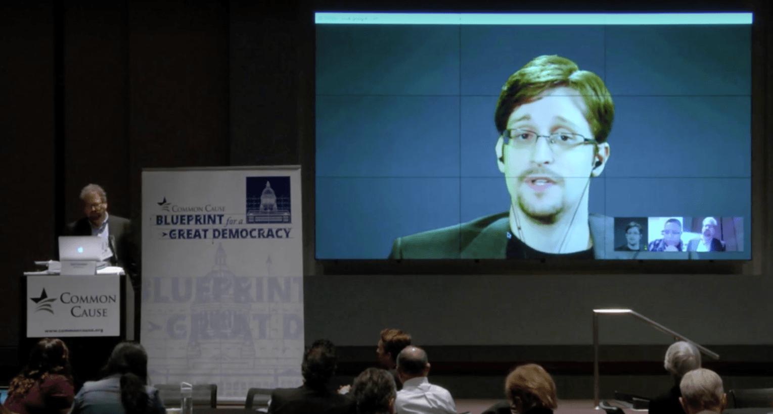 Snowden: FBI's claim that it requires Apple's help to unlock iPhone is 'bullshit'