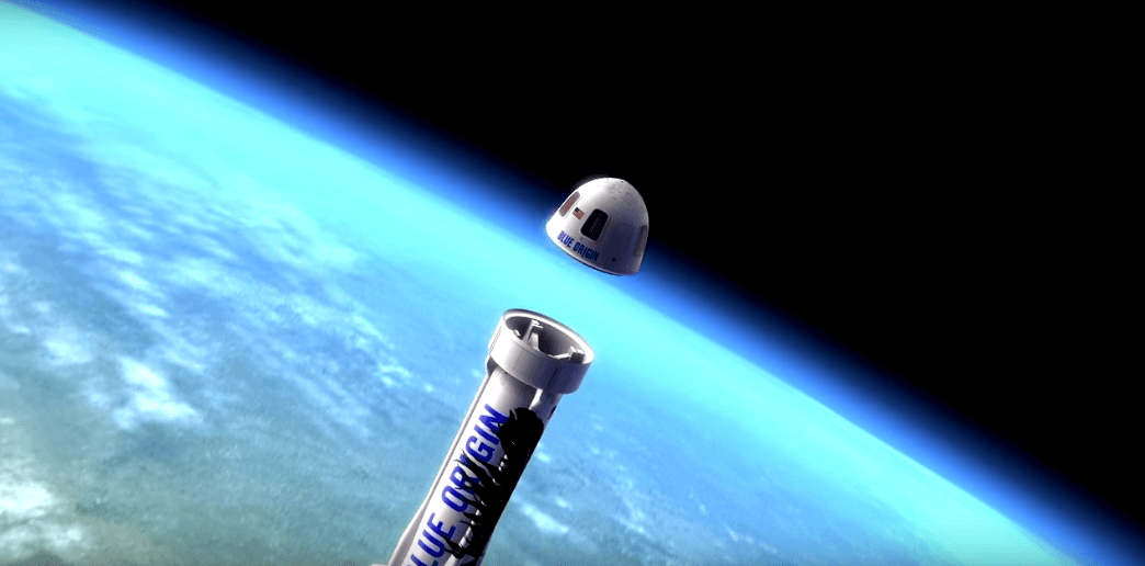 Blue Origin is quietly winning the race to make space tourism a reality