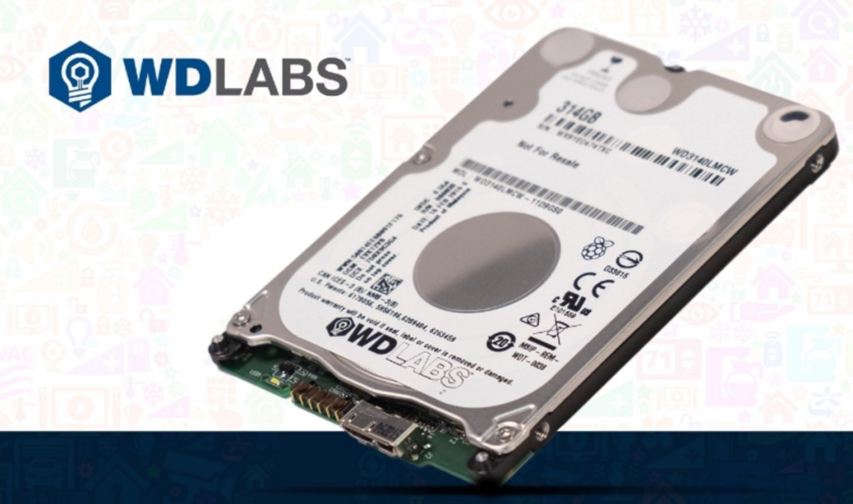There's now a tiny $45 hard drive specifically made for your Raspberry Pi