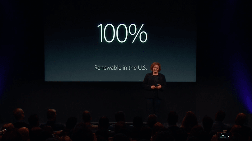 Apple is carbon neutral in 23 countries