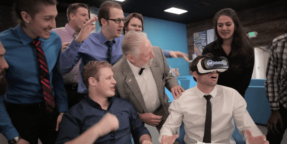 PornHub wants you to get behind VR porn, so it's launching a virtual reality section