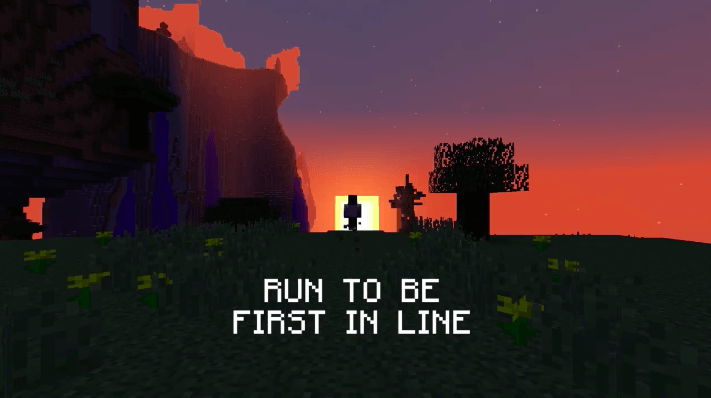 Get in line for Minecraft's first live concert