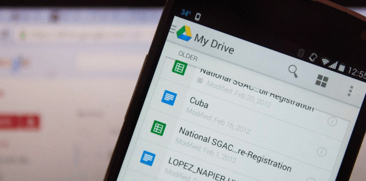 Google Drive for Android is now a lot more useful