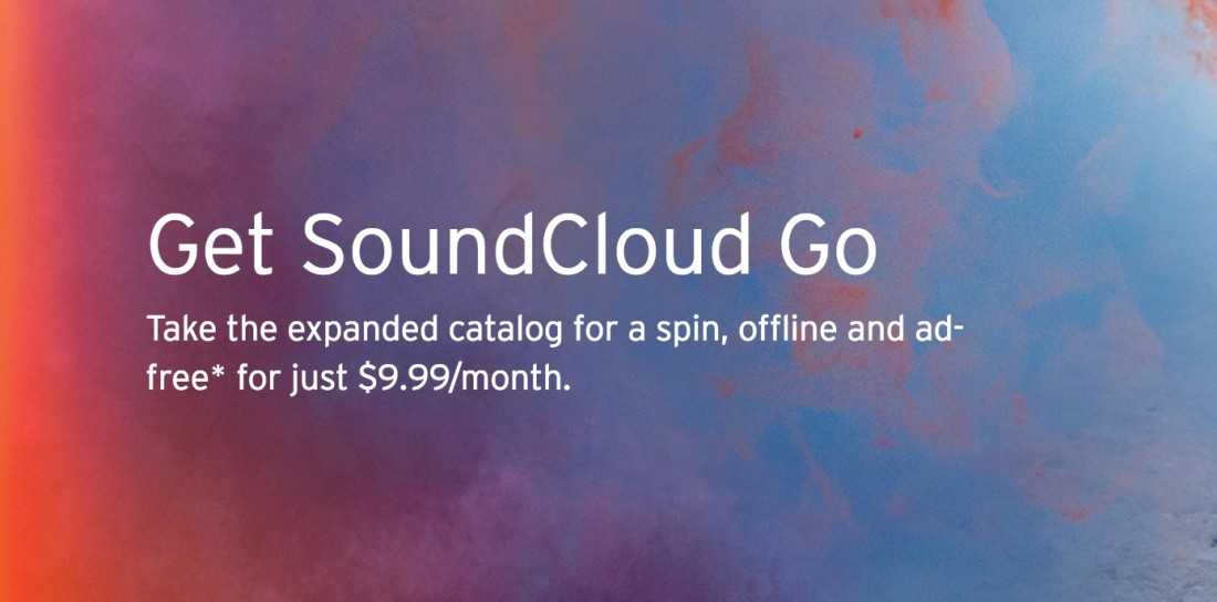 SoundCloud is taking on Spotify with its new music service