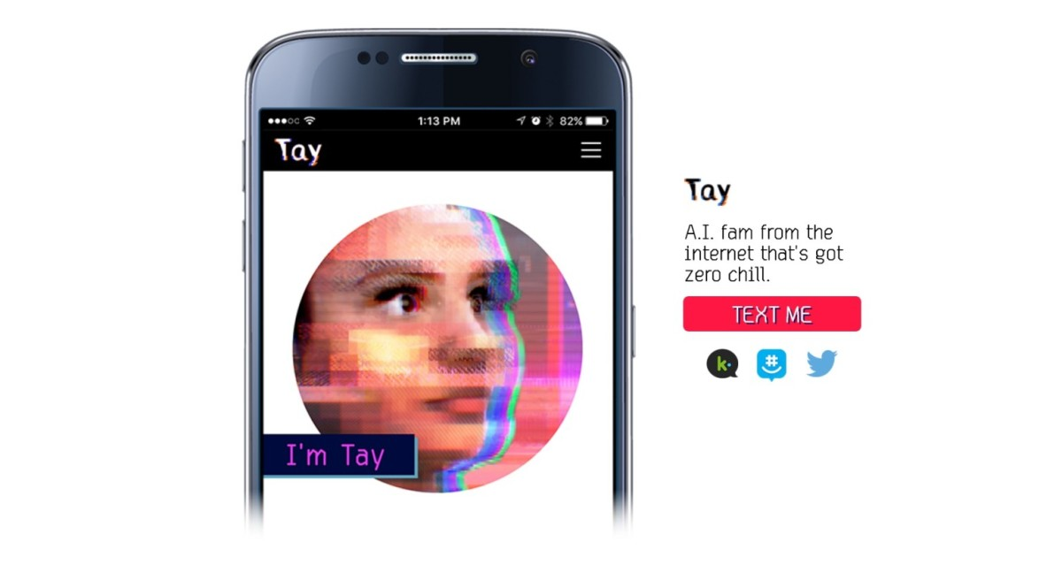 Microsoft just built a chatbot that talks like a teen, emoji included