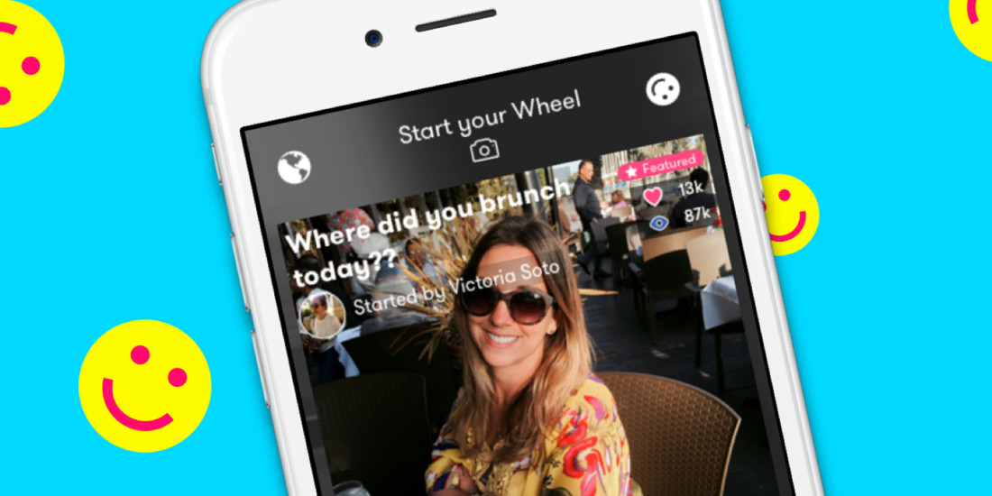 Wheel is a fun social video app that could win where Facebook failed