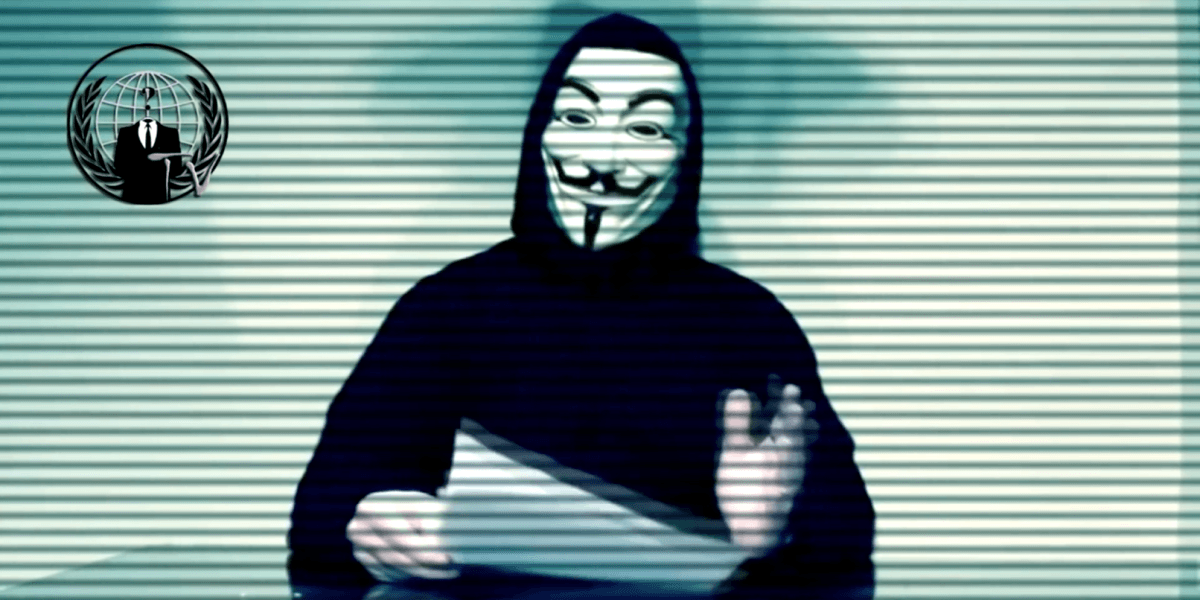 Anonymous' #OpTrump isn't a 'war,' it's a nail in the coffin of the encryption ...