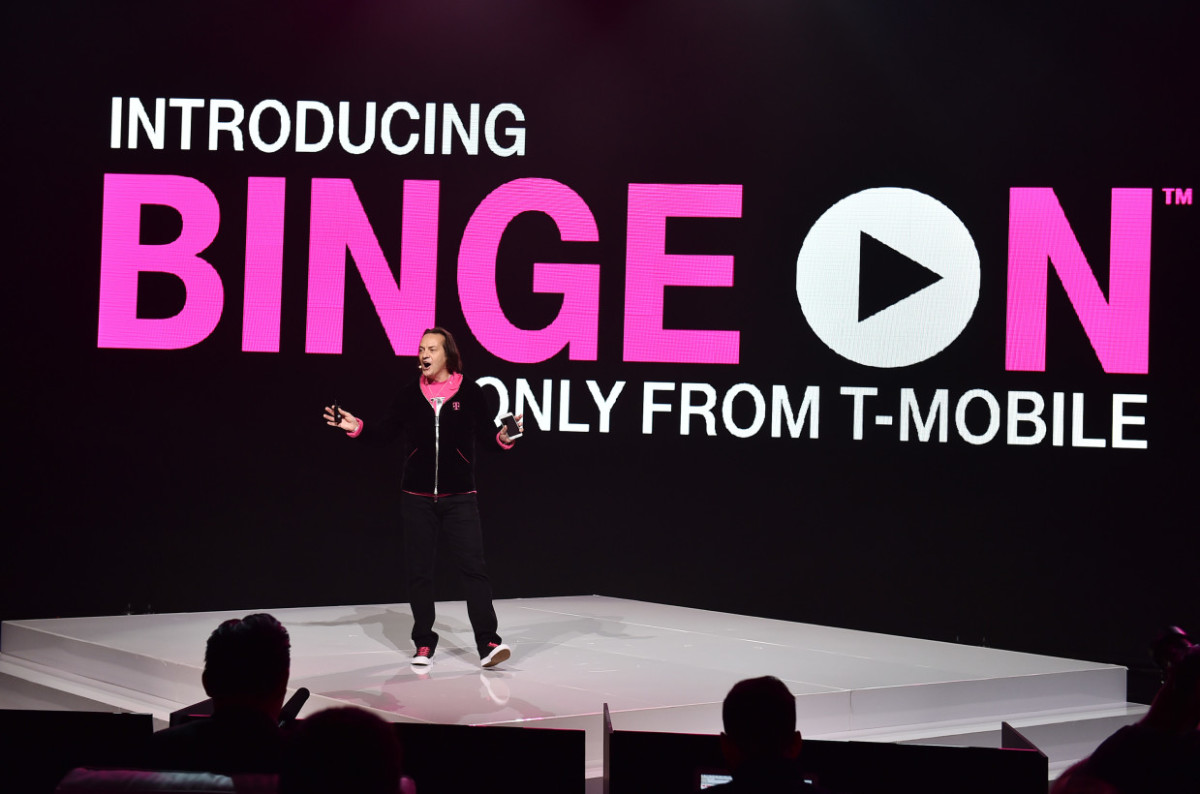 T-Mobile's Binge On now lets you stream from YouTube, RedBull TV and a few more