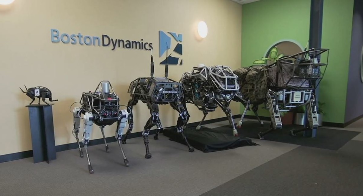 Report: Google is selling Boston Dynamics, possibly to Toyota or Amazon