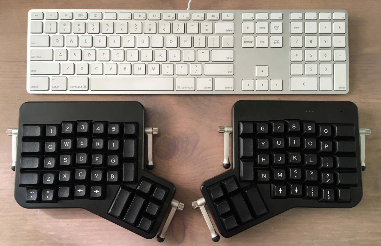 Why this $300 ergonomic keyboard might actually be worth the money