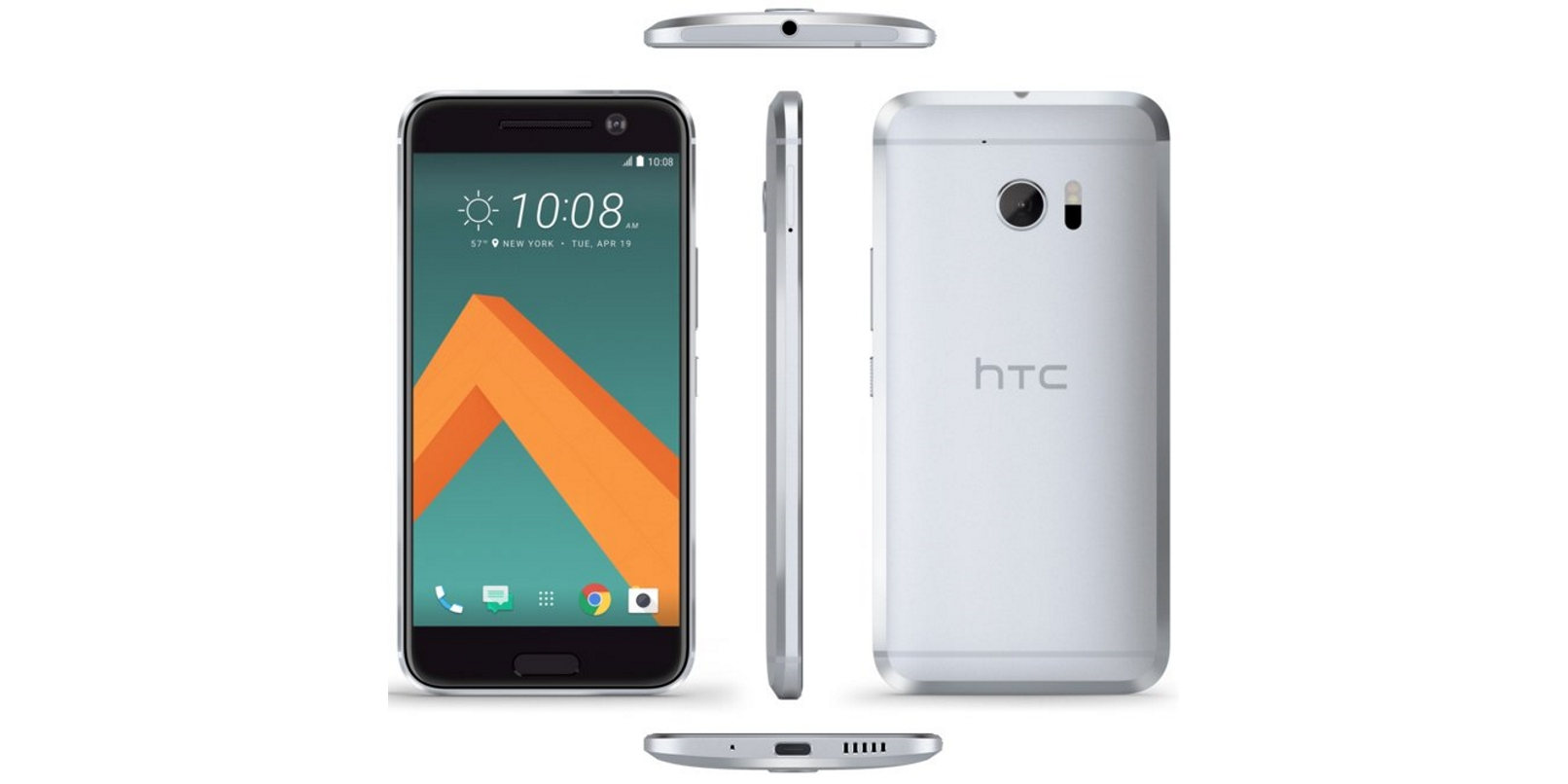 Do the leaked HTC 10 images look quite a lot like an old iPhone?