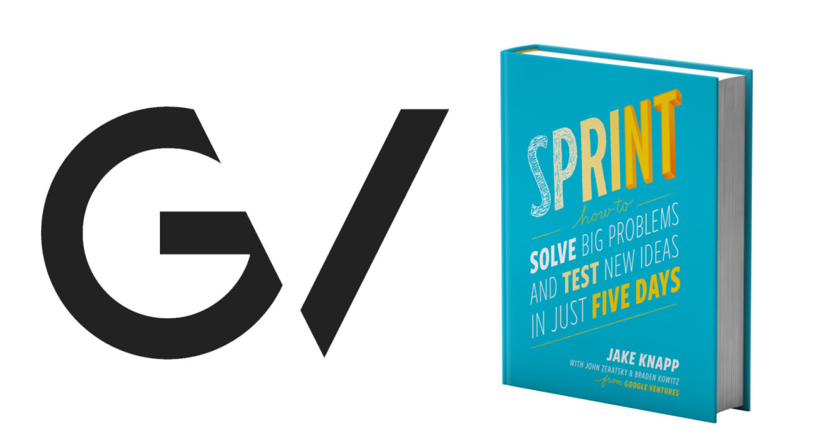 Google Ventures's new book aims to help startups improve their products in 5 days
