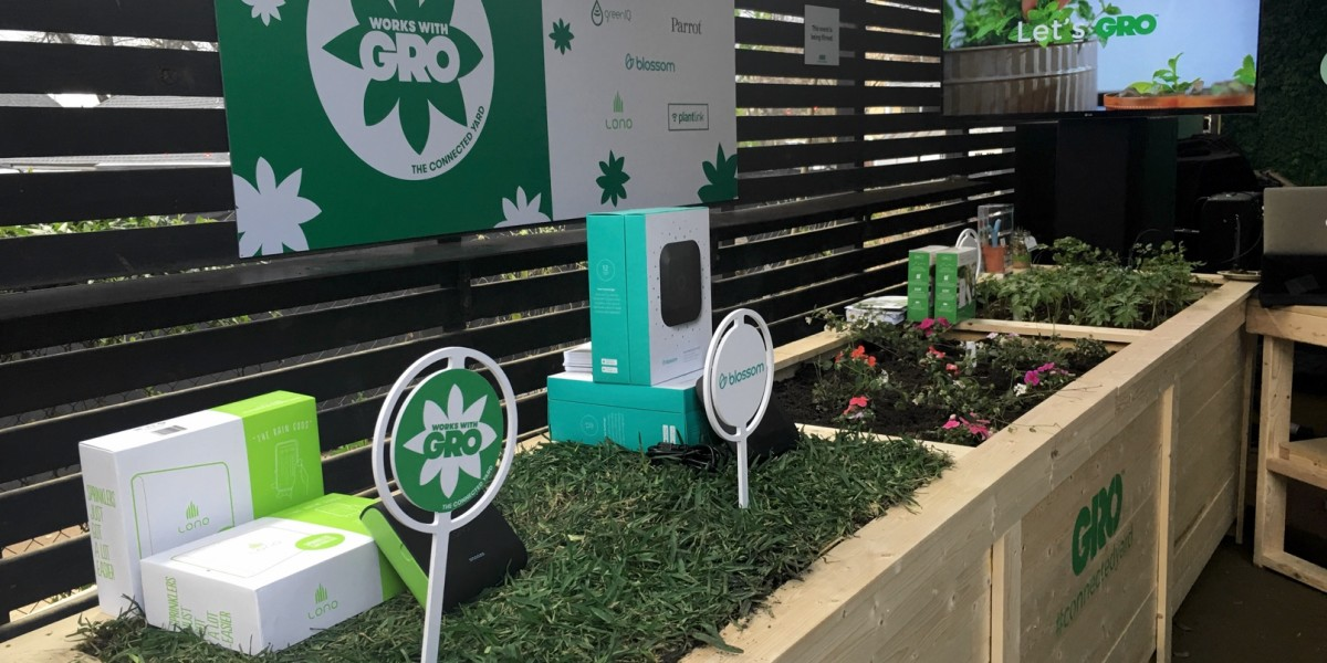 The Connected Yard is about to make gardening a whole lot smarter