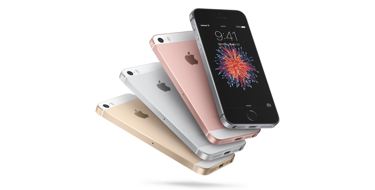 You can now pre-order Apple's iPhone SE and 9.7-inch iPad Pro