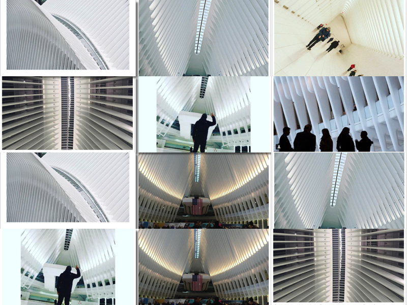 NYC's newest transit hub is an Instagram lover's dream