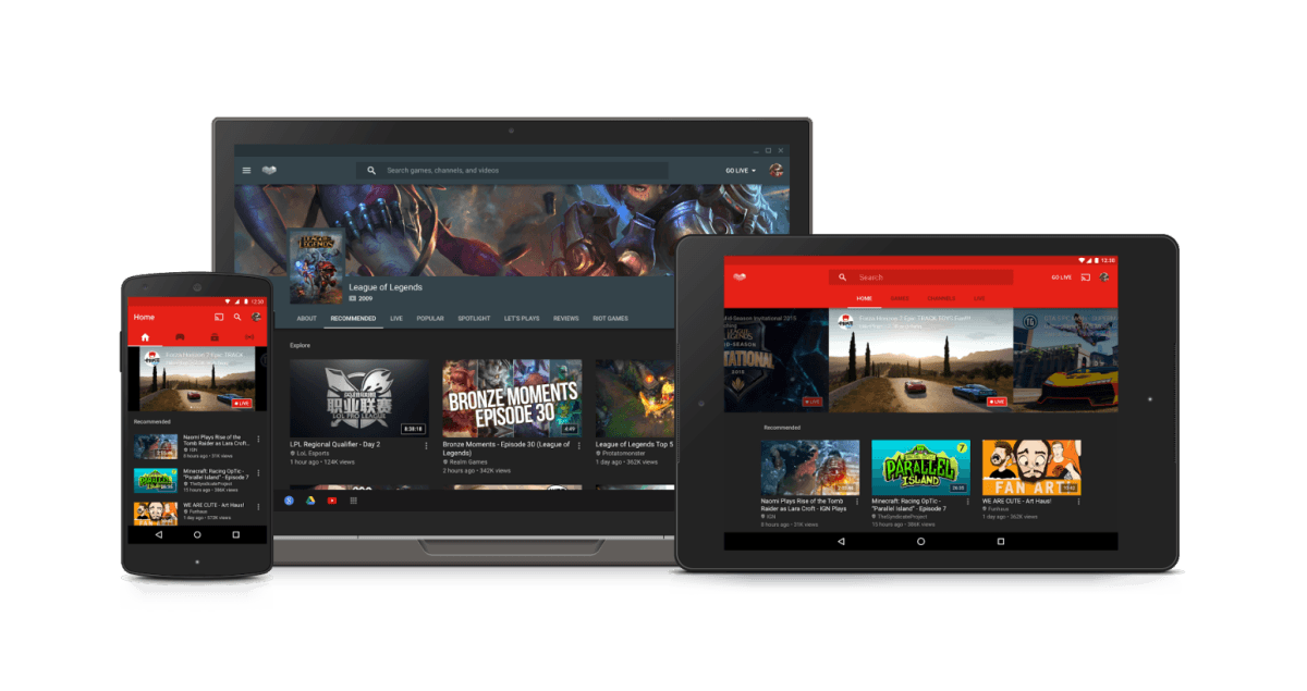 YouTube Gaming expands to 4 new countries alongside new pop-out player feature