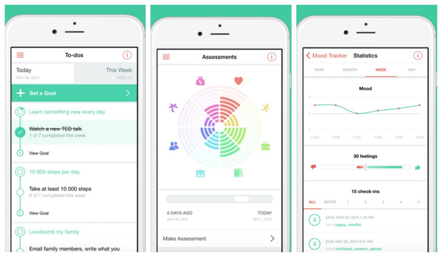This app is a life coach what won't cost you hundreds of dollars