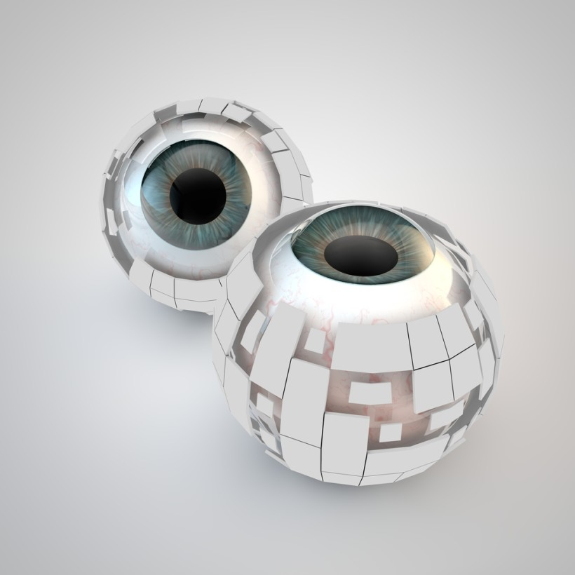 Six million dollar man's bionic eye becomes reality
